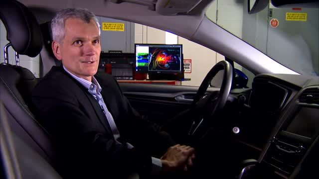 News video: Ford Fusion Hybrid research vehicle overview